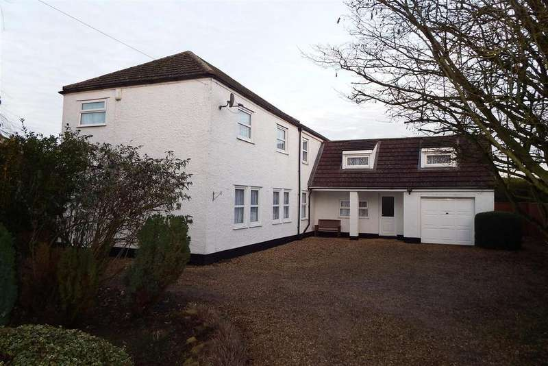 5 Bedrooms Detached House for sale in Fen Road, Holbeach