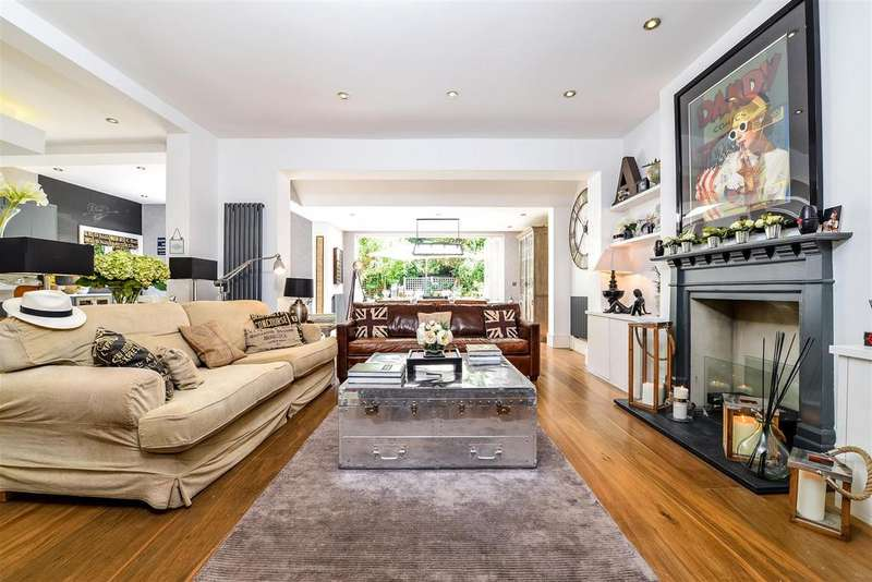 5 Bedrooms Semi Detached House for sale in Nepean Street