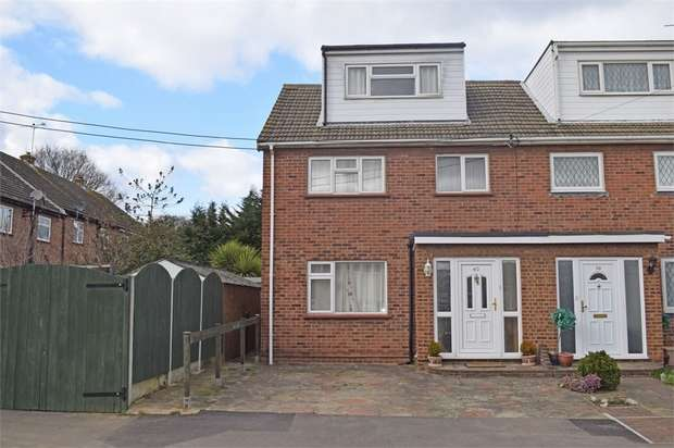 4 Bedrooms Semi Detached House for sale in Bridge Road, Wickford, Essex