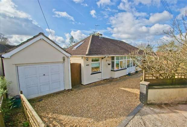 4 Bedrooms Detached House for sale in East Harptree, Somerset