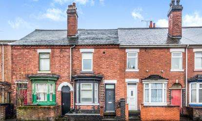 4 Bedrooms Terraced House for sale in Midland Road, Nuneaton, Warwickshire, .