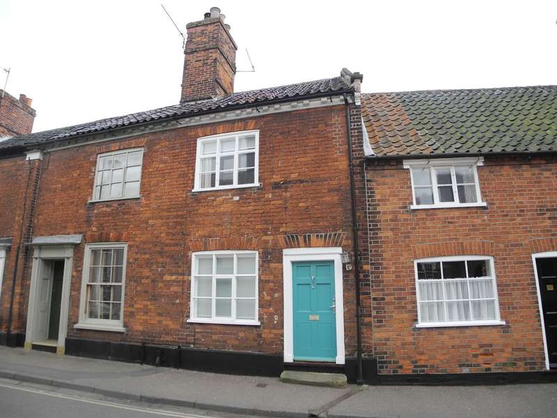 2 Bedrooms Terraced House for sale in Ballygate, Beccles, Suffolk
