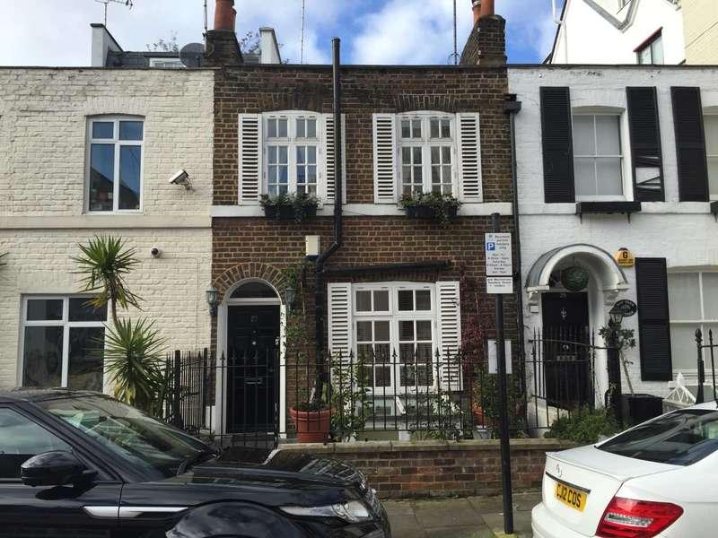 1 Bedroom Terraced House for sale in Rutland Street, Knightsbridge