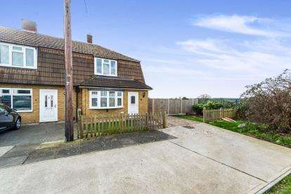2 Bedrooms End Of Terrace House for sale in Collier Row, Romford, Essex