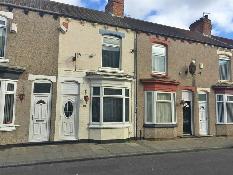 2 Bedrooms Terraced House for sale in Ryedale Road, Middlesbrough