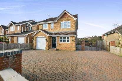 4 Bedrooms Detached House for sale in Beech Avenue, Kirkby-In-Ashfield, Nottinghamshire, Notts