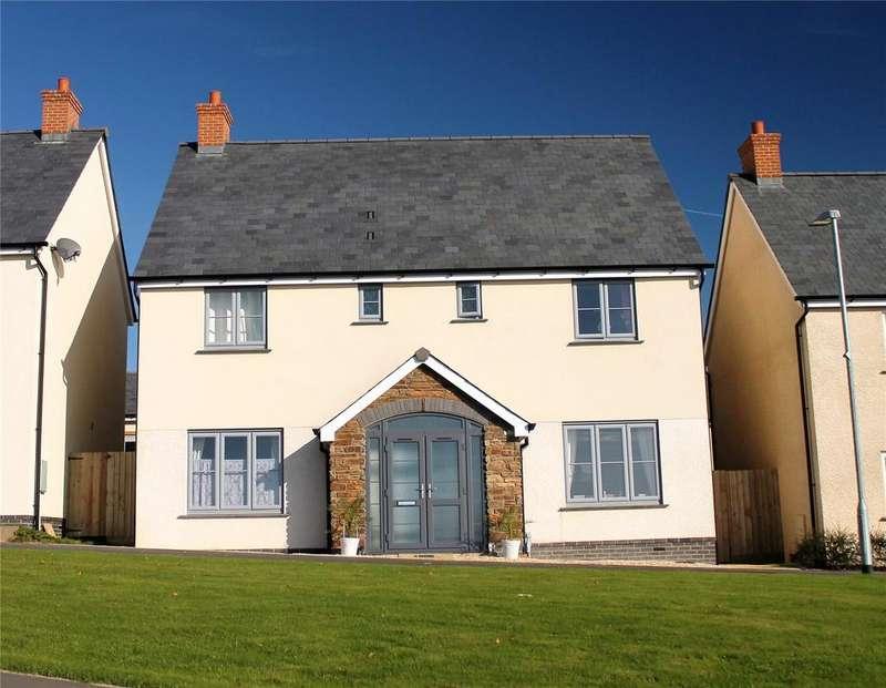 4 Bedrooms Detached House for sale in Harveys Walk, Loddiswell, Kingsbridge, Devon, TQ7