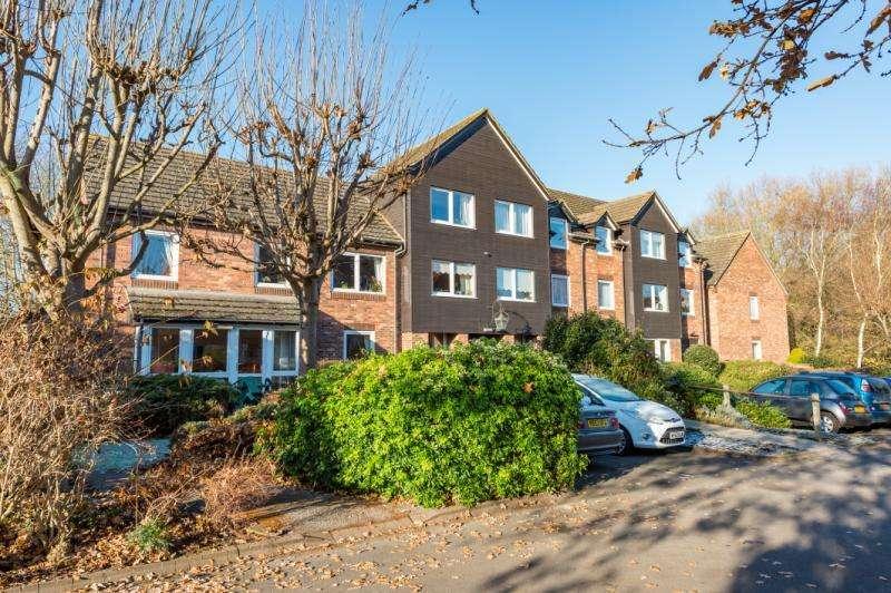 1 Bedroom Retirement Property for sale in 8, Cygnet Court, Caldecott Road, Abingdon