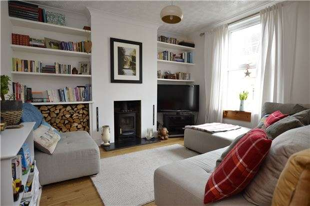 2 Bedrooms Terraced House for sale in 15 Highland Road, BATH, BA2 1DY