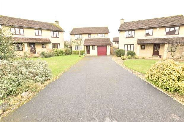 4 Bedrooms Detached House for sale in Colthurst Drive, Hanham, BS15 3SF