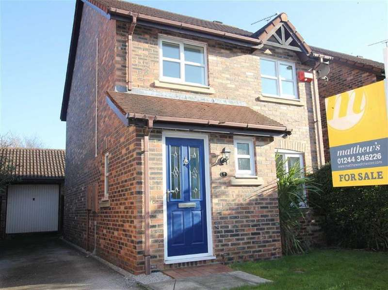 3 Bedrooms Detached House for sale in Oak Tree Court, Hoole Lane, Hoole, Chester