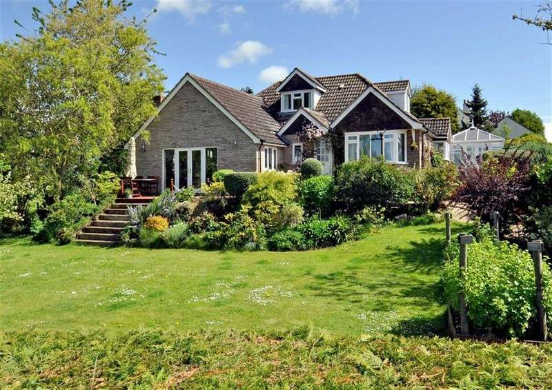 4 Bedrooms Detached House for sale in Whispering Winds, Rhodes Farm Lane, Nordley, Bridgnorth, Shropshire, WV16