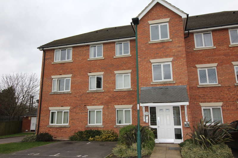 2 Bedrooms Flat for sale in Fellowes Road, Fletton, Peterborough PE2 8DS
