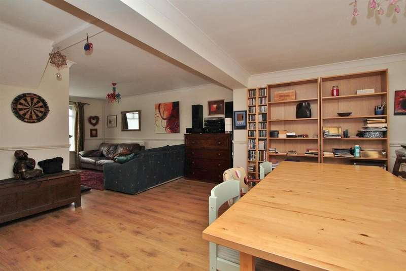 3 Bedrooms Terraced House for sale in Foxdown Road, Woodingdean