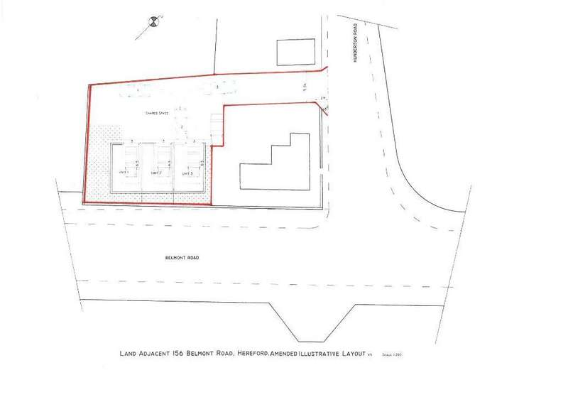 Plot Commercial for sale in Belmont Road, Hereford