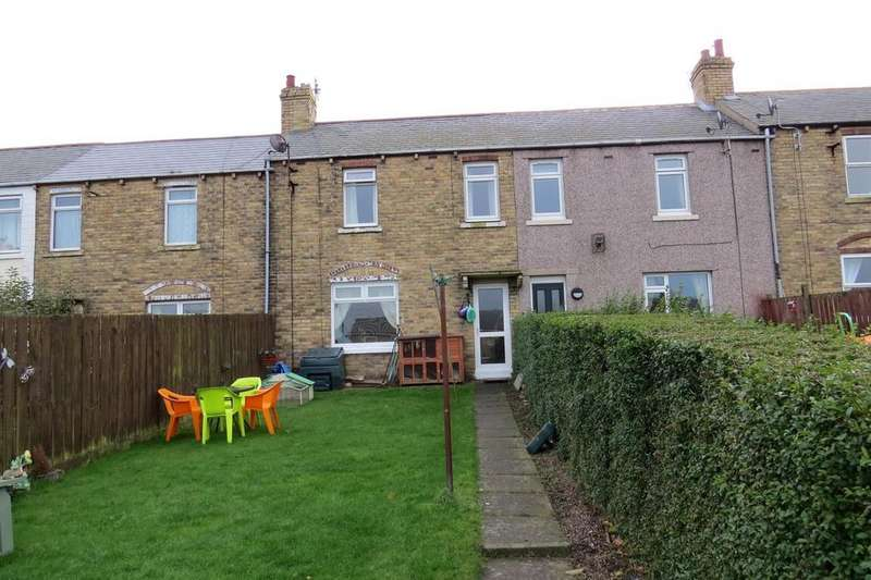 2 Bedrooms Terraced House for sale in Eden Terrace, Lynemouth