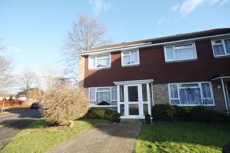 3 Bedrooms End Of Terrace House for sale in Selborne Drive, Eastleigh