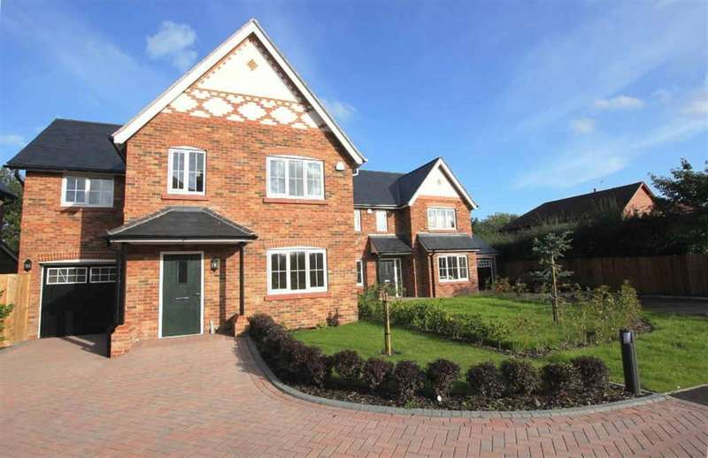 4 Bedrooms Detached House for sale in Oaklands Court, Rossett