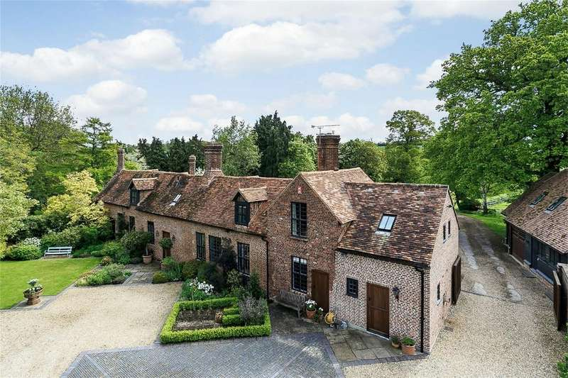 6 Bedrooms Detached House for sale in Barwick Road, Standon Lordship, Standon