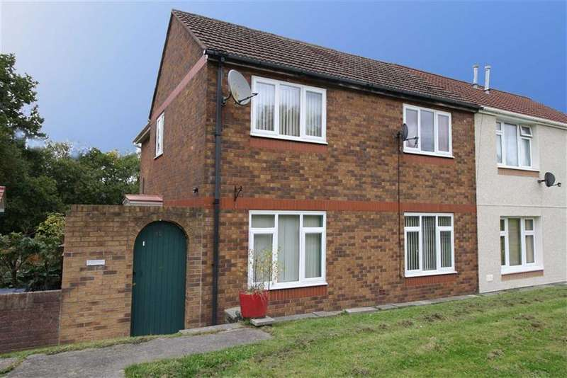 3 Bedrooms Semi Detached House for sale in Ty Fry, Aberdare, Mid Glamorgan