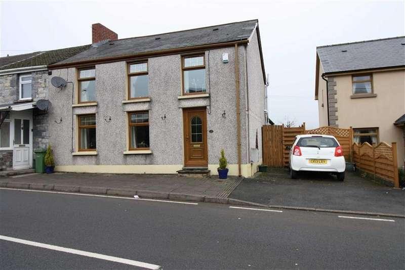 3 Bedrooms End Of Terrace House for sale in Chapel Road, Penderyn, Aberdare