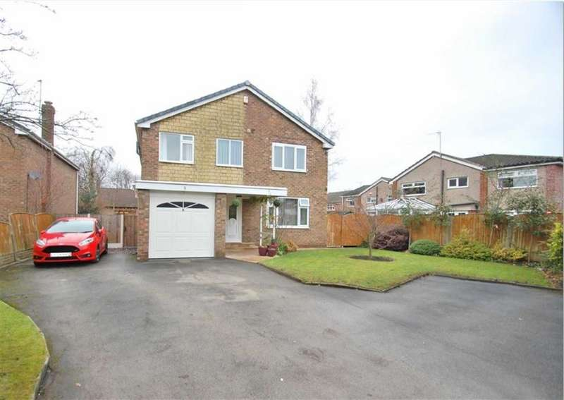 5 Bedrooms Detached House for sale in Chapel Walks, Cheadle Hulme, Cheshire
