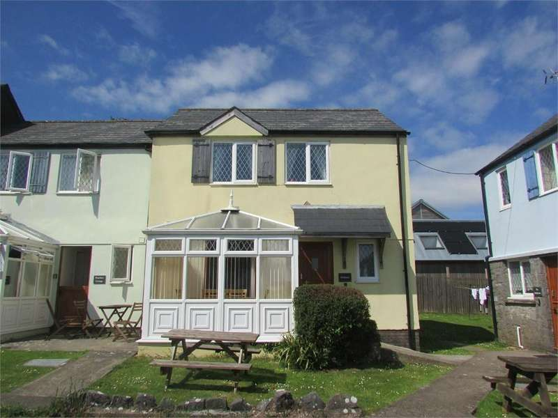 3 Bedrooms End Of Terrace House for sale in Ivy Tower Village, St Florence, TENBY, Pembrokeshire