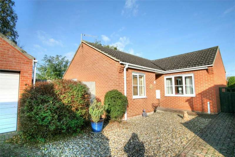 3 Bedrooms Detached Bungalow for sale in Eden Close, Attleborough, ATTLEBOROUGH, Norfolk