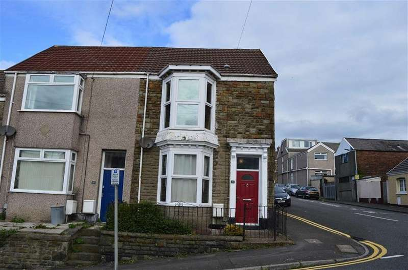 3 Bedrooms End Of Terrace House for sale in Cromwell Street, Swansea, SA1