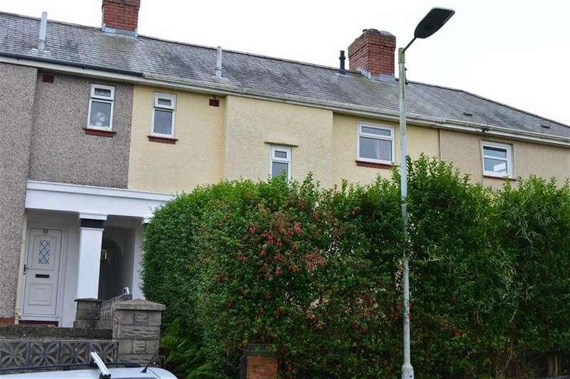 3 Bedrooms Terraced House for sale in Emlyn Road, Swansea, SA1