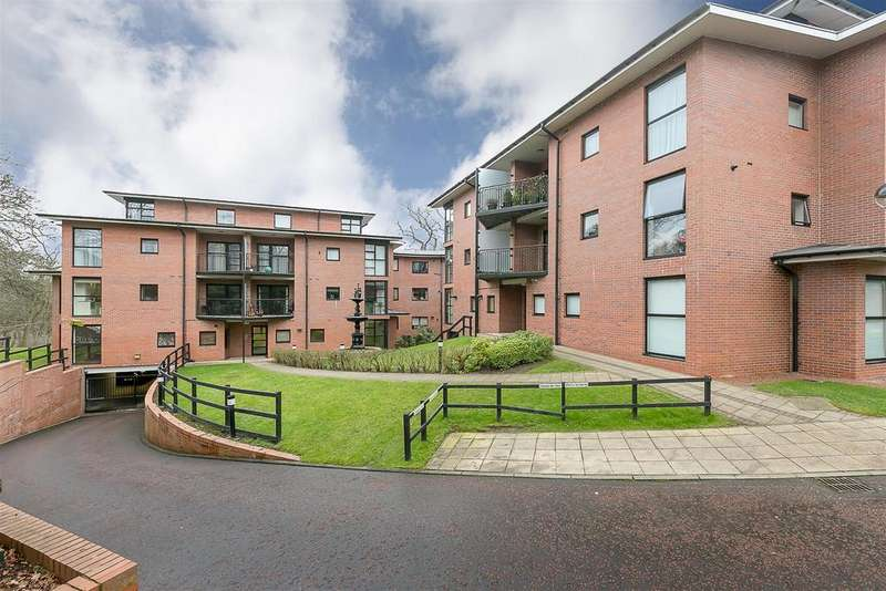 2 Bedrooms Flat for sale in Adderstone Court, Jesmond, Newcastle upon Tyne