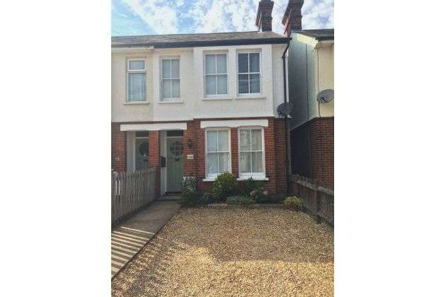 3 Bedrooms Semi Detached House for sale in Dover Road, Ipswich, IP3 8JH