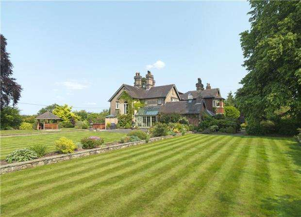 6 Bedrooms Detached House for sale in Brooklands House, Pipe Gate, Market Drayton, Shropshire