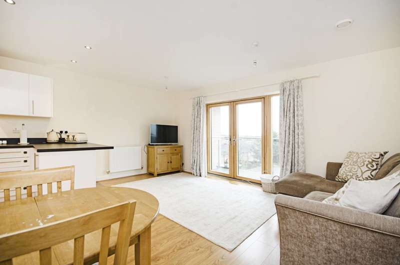 1 Bedroom Flat for sale in Harrow Road, North Wembley, HA0