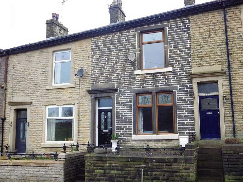2 Bedrooms Terraced House for sale in Helmshore Road, Helmshore, Rossendale, Lancashire, BB4
