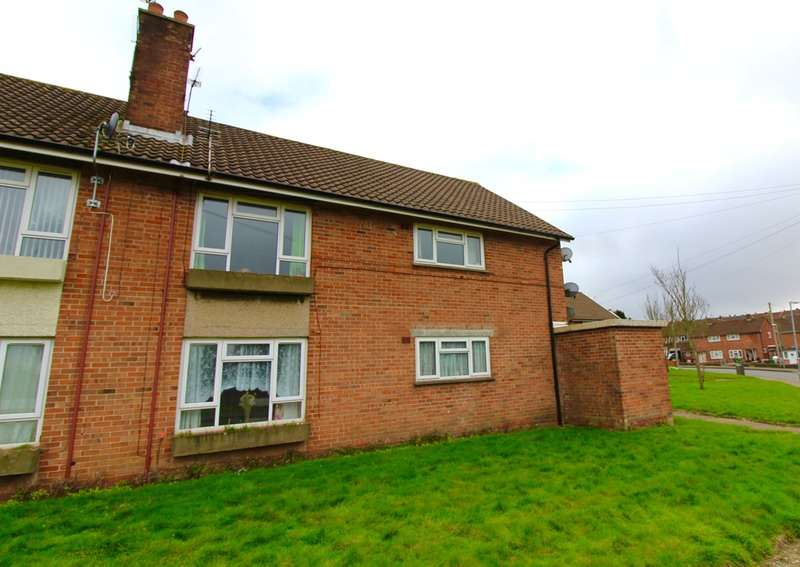 2 Bedrooms Flat for sale in Dickens Avenue, Cardiff, Glamorgan, CF3