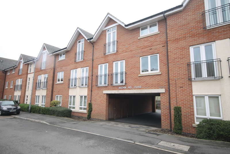2 Bedrooms Apartment Flat for sale in Richmond House, Hinckley