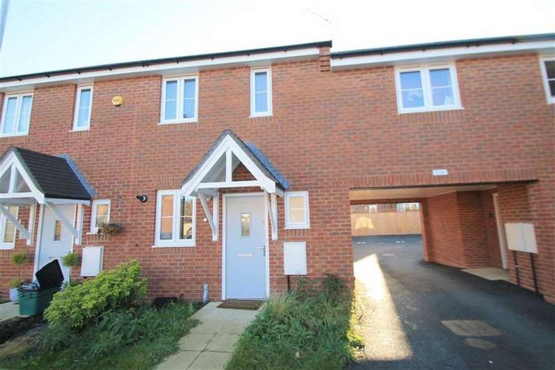2 Bedrooms Mews House for sale in Whitehead Drive, New Broughton, Wrexham