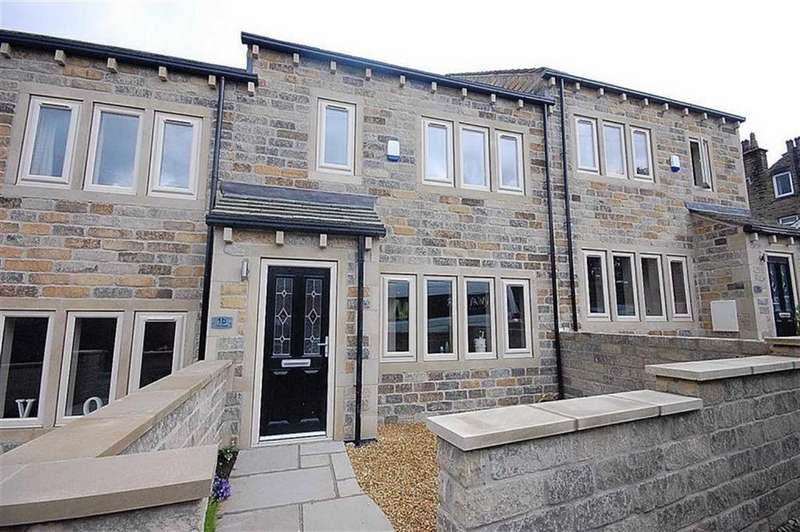4 Bedrooms Town House for sale in Firth Street, Shepley, Huddersfield, HD8