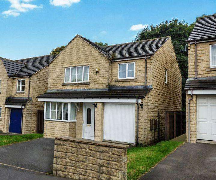 4 Bedrooms Detached House for sale in Skylark Avenue - Clayton Heights, Bradford, BD6 3YH