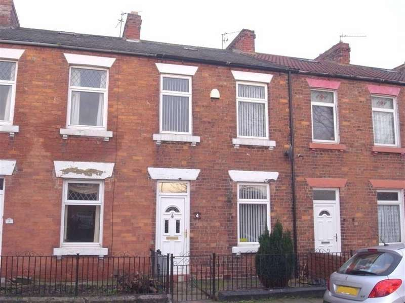 2 Bedrooms Terraced House for sale in Denmark Street, Darlington
