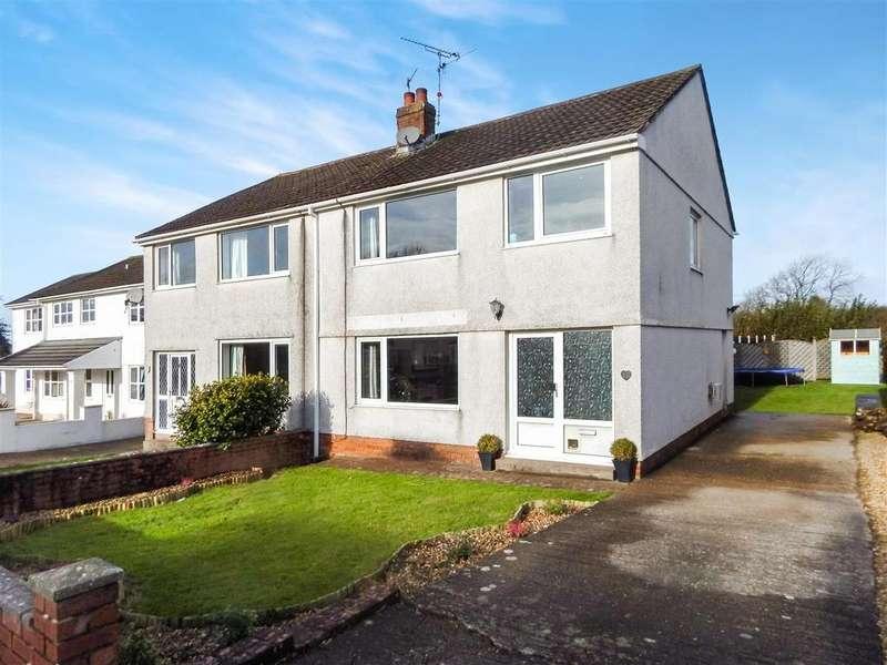 3 Bedrooms Semi Detached House for sale in Wellfield, Bishopston