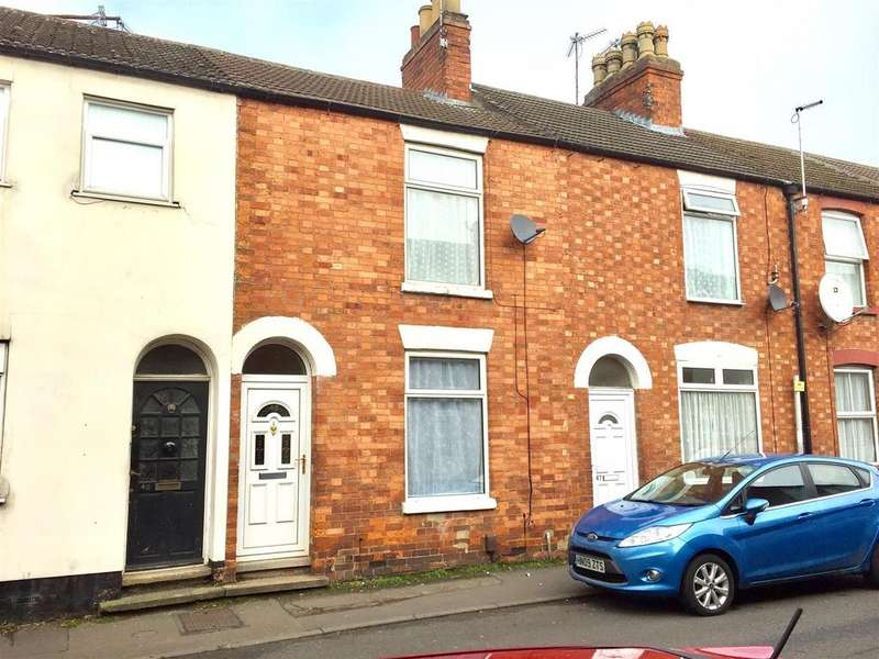 2 Bedrooms Terraced House for sale in Wood Street, Kettering