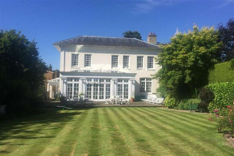 5 Bedrooms House for sale in Northaw Place, Northaw, Hertfordshire