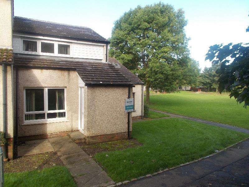 2 Bedrooms Terraced House for sale in Drumelzier Court, Irvine, North Ayrshire, KA11 1LN