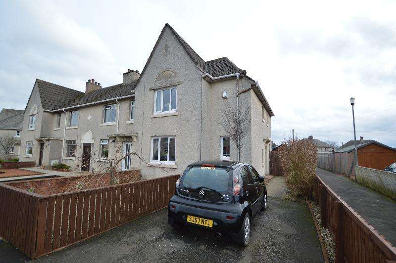3 Bedrooms Terraced House for sale in Muir Drive, Irvine, North Ayrshire, KA12 0NN