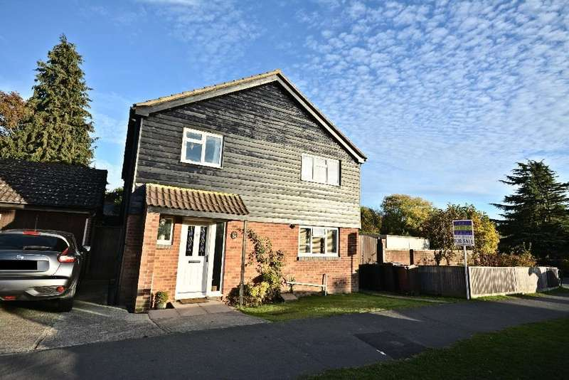 4 Bedrooms Detached House for sale in Great Oak Hurst Green, Etchingham