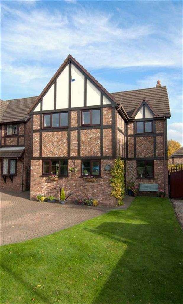5 Bedrooms Detached House for sale in Coe Lane, Tarleton, PR4