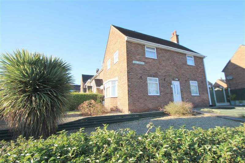 3 Bedrooms Semi Detached House for sale in Heol Camlas, Gwersyllt, Wrexham