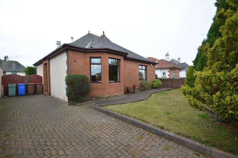 4 Bedrooms Bungalow for sale in Chalmers Road, Ayr, South Ayrshire, KA7 2JH